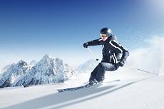 ביטוח ספורט אתגרי, סקי שלג